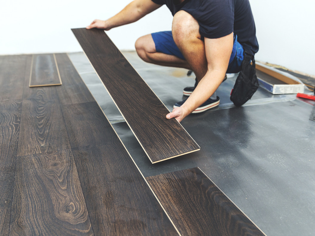 Why should you choose a laminate floor installation?